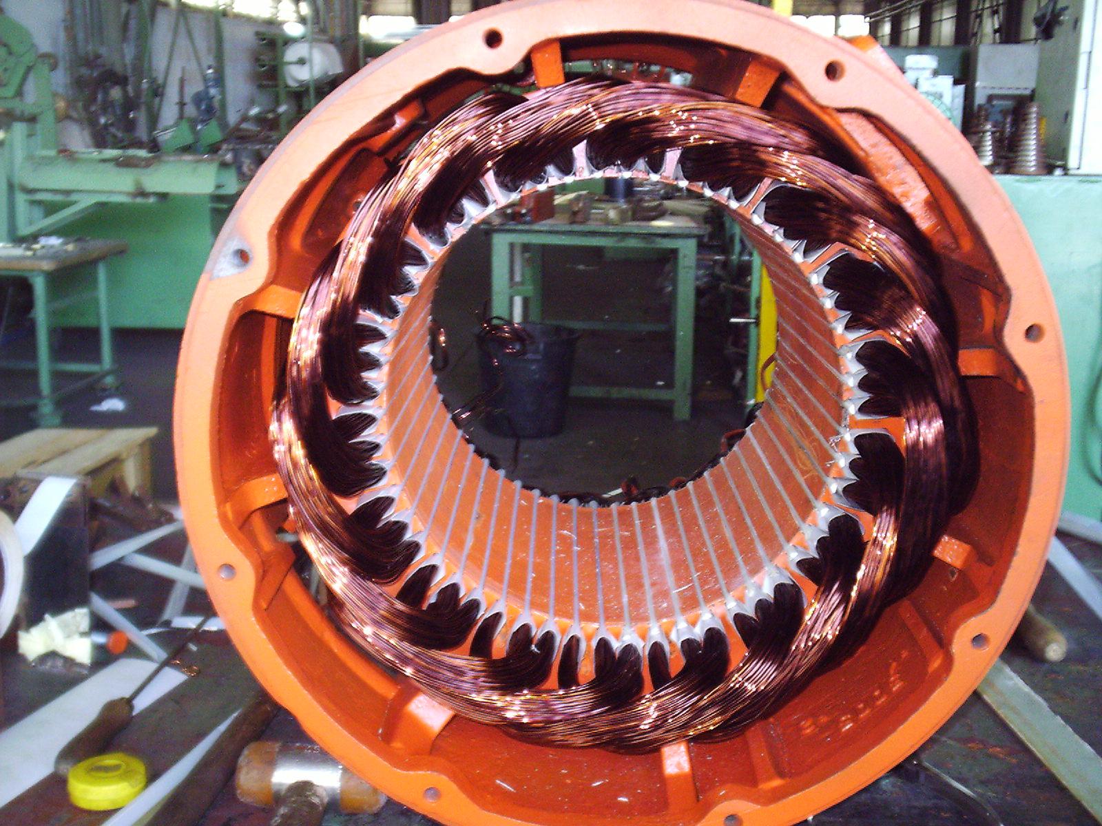 bobinaggiootori-Elettrici-Trasformatori